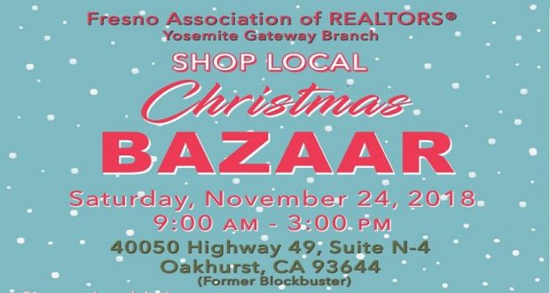 Christmas Bazaar 2020 Oakhurst, Ca Realtors Host Shop Local Christmas Bazaar |