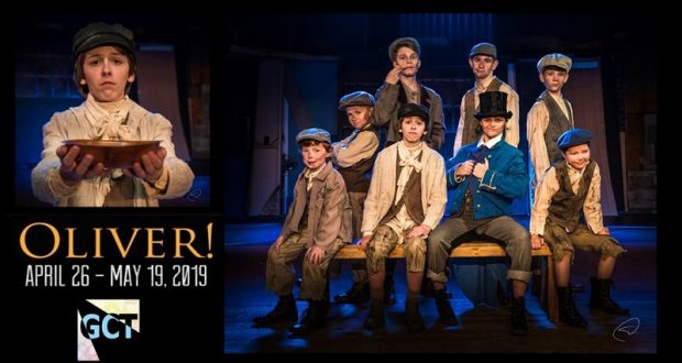 premium selection b9074 874df Last Weekend For Oliver! At The Golden Chain Theatre ...