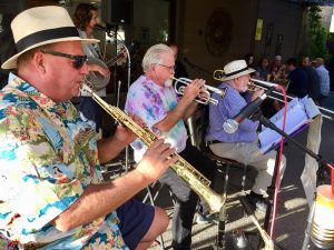 Still Doing It For The Love Of Music: Yosemite Jazz Band Celebrates 25 Years 3