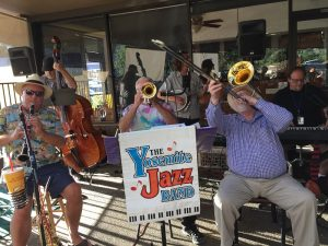 Still Doing It For The Love Of Music: Yosemite Jazz Band Celebrates 25 Years 4