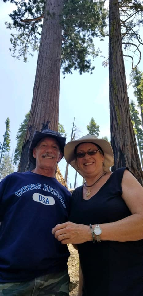 Feeling 'Blessed' After Tree Falls On Jeep In Yosemite