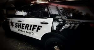 Photo of sheriff's car