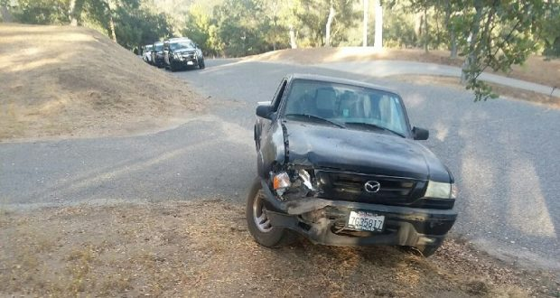 Single-Vehicle Accident Leads to DUI Citation | Sierra News