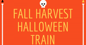 Fall Harvest Halloween Train
