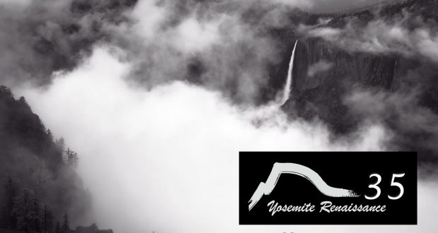 Yosemite Renaissance 35 Call to Artists - Waterfall Background