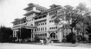 The Moana Hotel in 1908