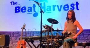 Beat Harvest Music Program drummer Malte Salonen