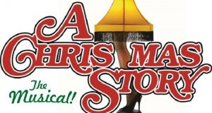 Picture of the ad for A Christmas Story