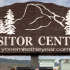 Picture of Visitor Center sign