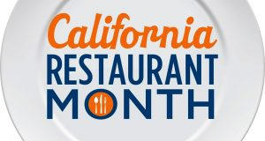 Picture of California Restaurant Month logo.
