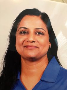 Picture of Dr. Geeta Ramesh.