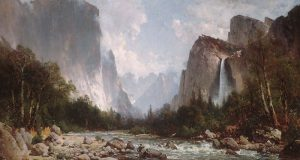 Image of Yosemite Valley.