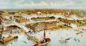 Image of the Columbian Exposition of 1893