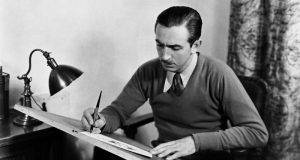Image of Walt Disney.