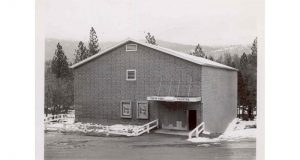 Image of the North Fork Movie Theater.