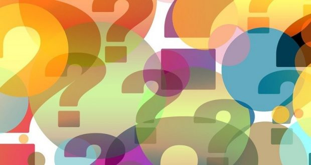 Image of question marks.