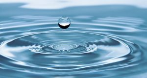 Image of water drops.
