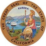 Image of the California state seal.