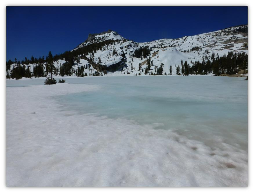 Cathedral Lake Snowshoe 14