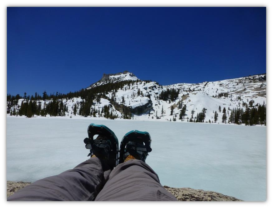 Cathedral Lake Snowshoe 15