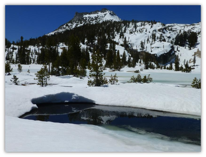 Cathedral Lake Snowshoe 16