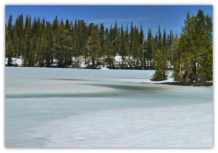 Cathedral Lake Snowshoe 19