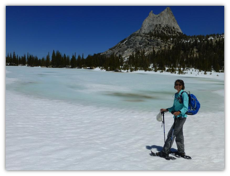 Cathedral Lake Snowshoe 21