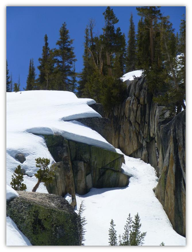 Cathedral Lake Snowshoe 27