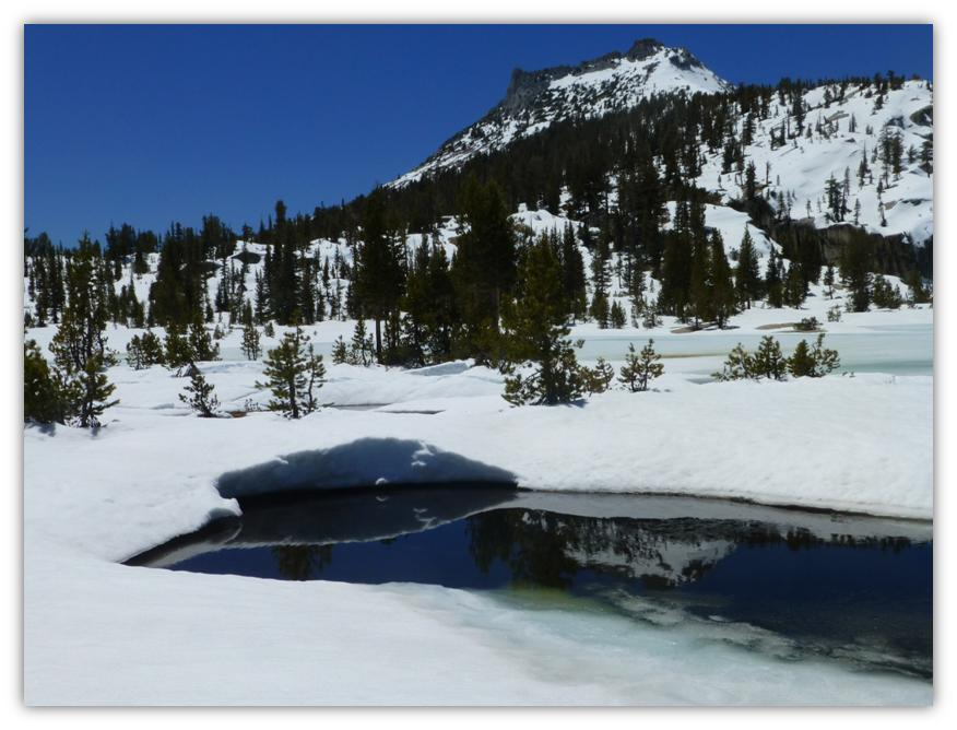 Cathedral Lake Snowshoe 28