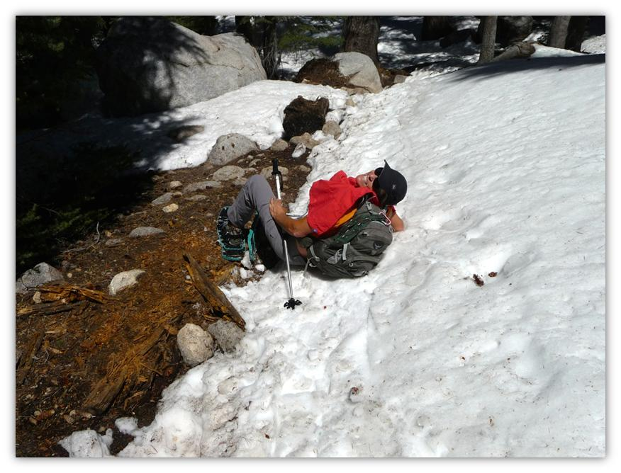 Cathedral Lake Snowshoe 30
