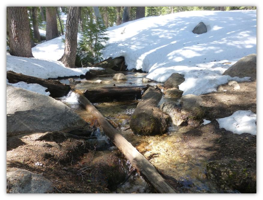 Cathedral Lake Snowshoe 7