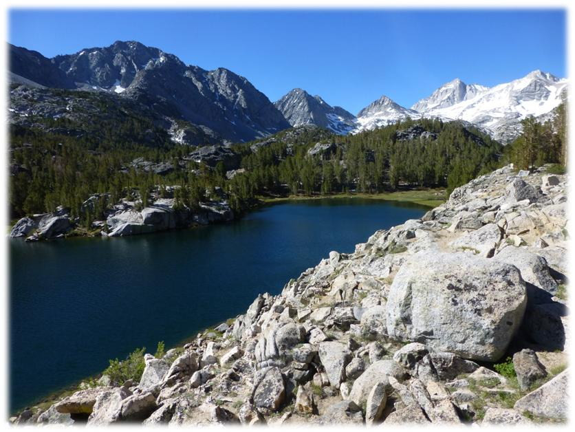 Little Lakes Valley 11