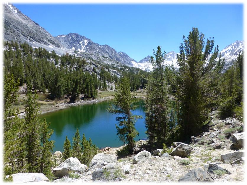 Little Lakes Valley 40
