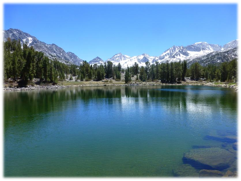 Little Lakes Valley 41