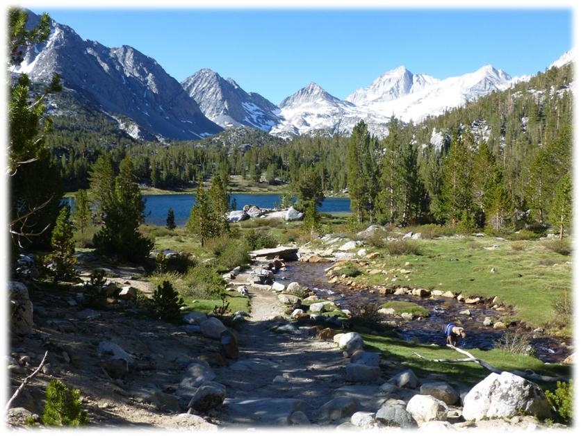 Little Lakes Valley 6