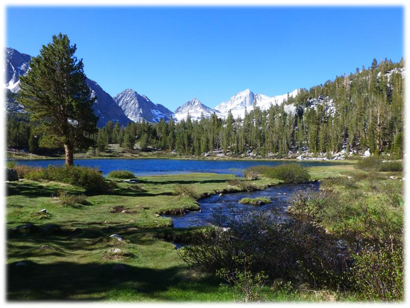Little Lakes Valley 9
