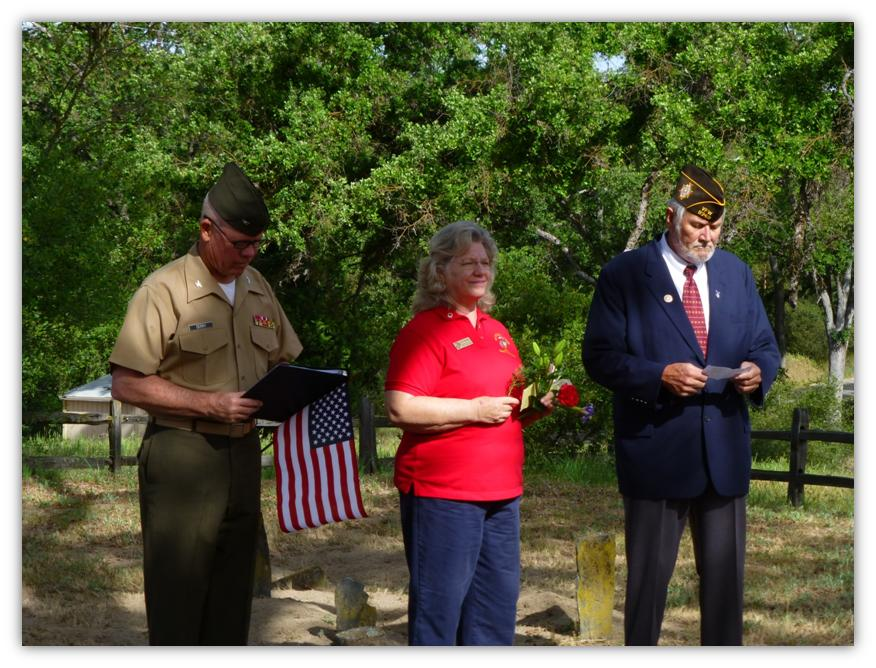 Ahwahnee Memorial Day Observance 4