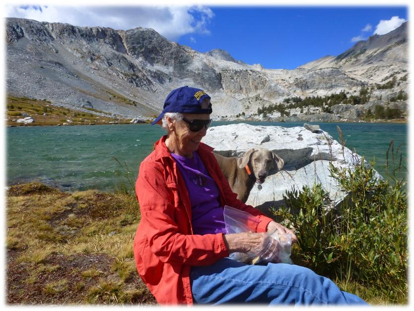 Adventure to the East Side of the Sierras 5