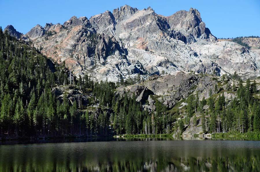 Sierra Buttes 2