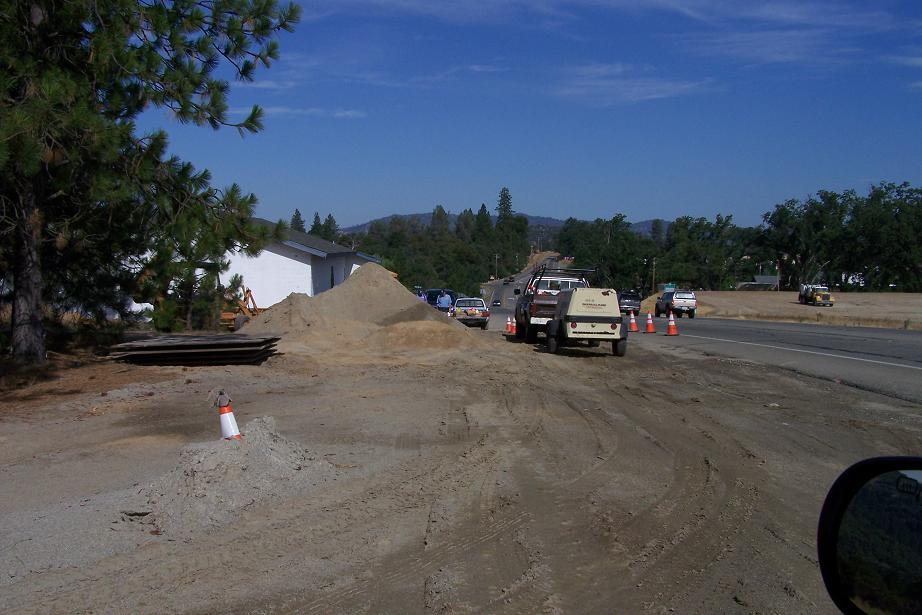 CHP project water lines 7-12-12