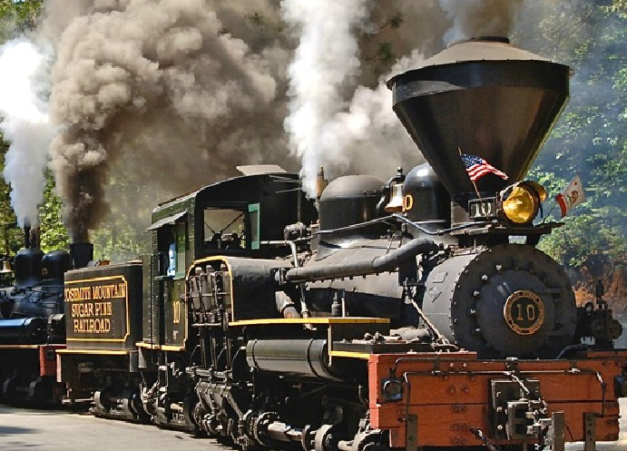 Double Header Engines 10 and 15
