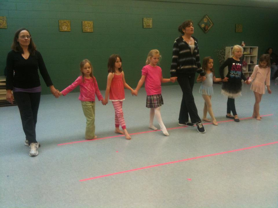 North Fork Dance Club -Irish Step Dance Kids