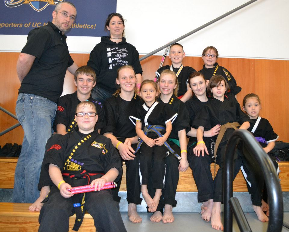 MMMA Tournament UC Merced - Photo Courtesy Terra Szymkowiak at Mariposa Martial Arts Academy