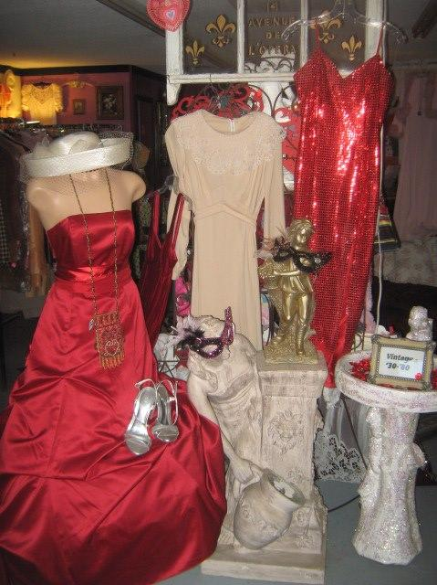 Clothing at Vintage Chic