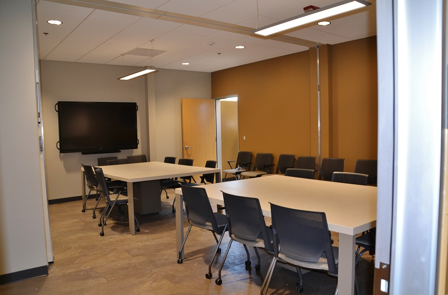 Conference Room at new Sheriffs Office