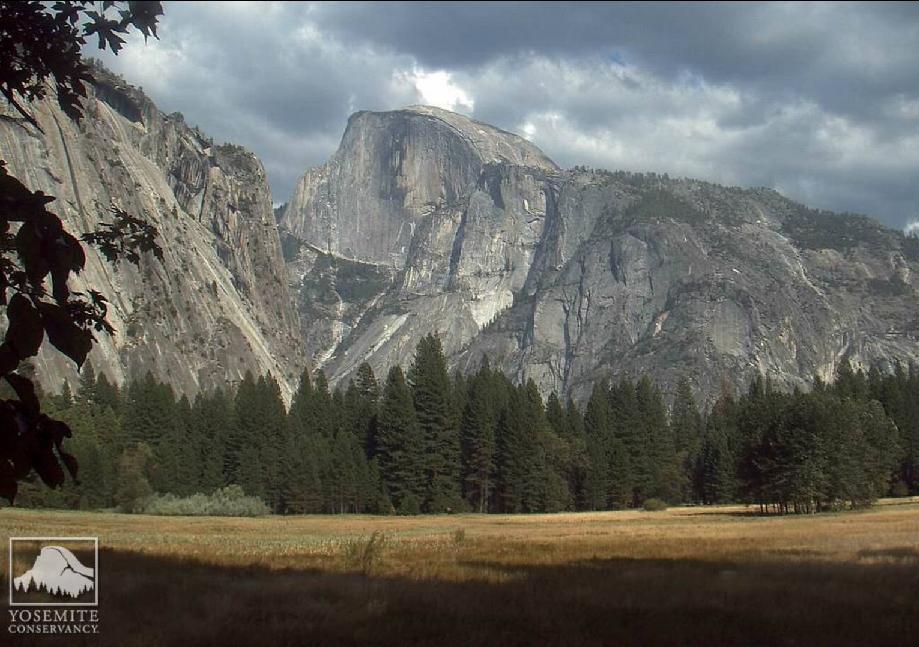 Half Dome Web Cam Yosemite Conservancy 8-27-13