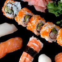 Sushi - photo from newjadegazebo
