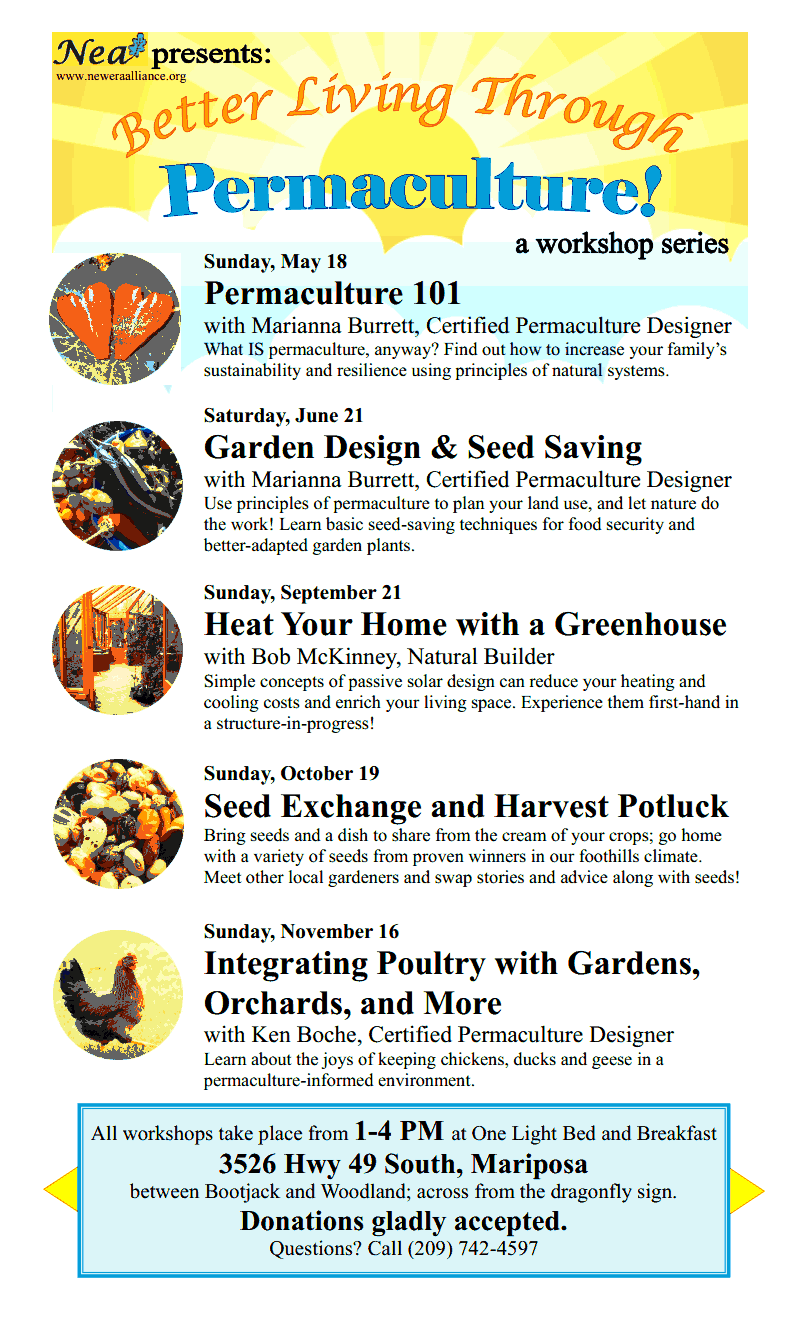 SNO permaculture