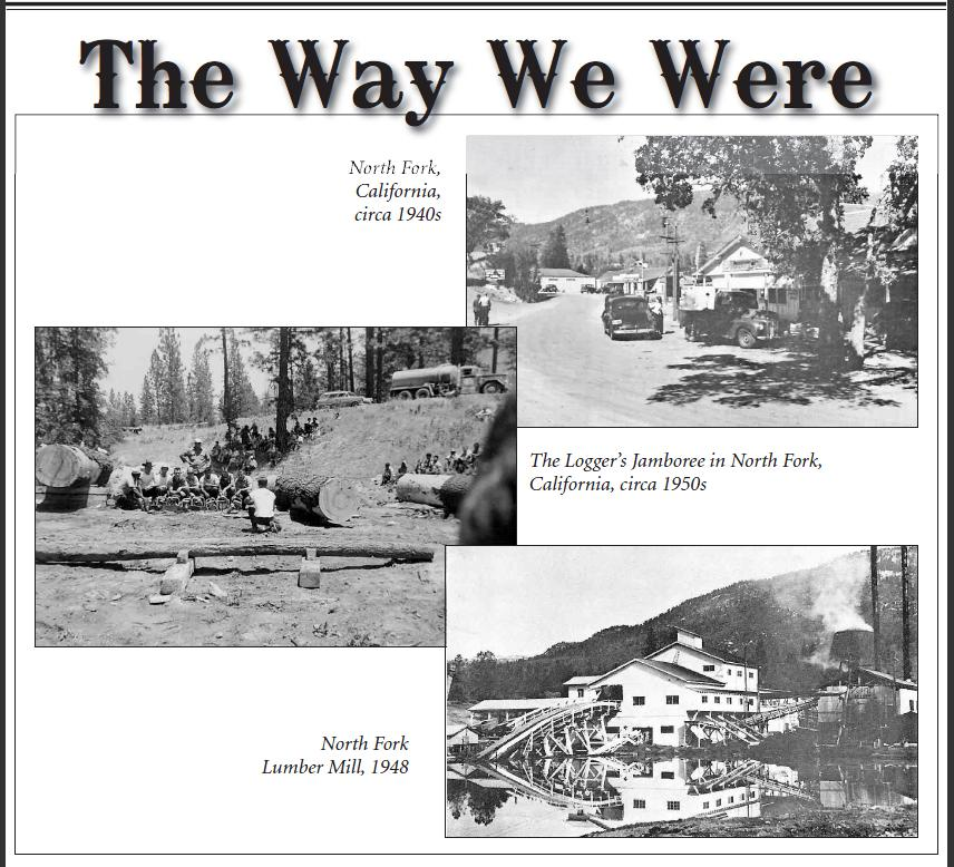 The Way We Were History Page