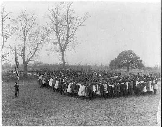 Charleston, South Carolina, Freemen celebrate what was then referred to as Decoration Day